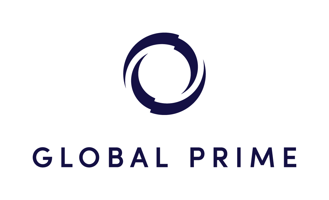 Global Prime Logo   Royal Blue